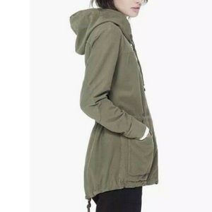 James Perse super soft military jacket